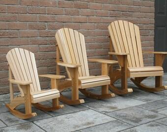 Grandpa Adirondack Chair Plans By TheBarleyHarvest On Etsy