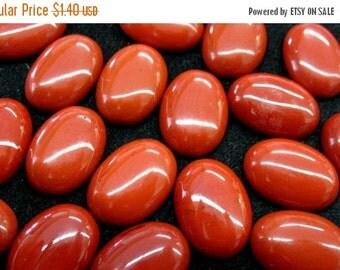 SALE 13 x 18 mm Red Jasper Cabochon - Item 53125