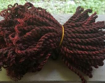 Pretwisted Kinky Twists, Crochet braids, Kinky hair, afro kinky twists