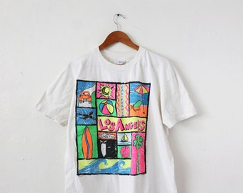XLARGE Vintage 1989 Los Angeles Graphic T-Shirt
