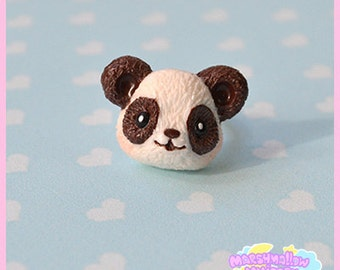 Panda ring cute and kawaii