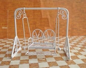 Miniature furniture garden | Etsy FR