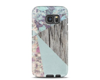 On Sale - For galaxy s6 case, for samsung s6 case, for s6 case, for galaxy case, for samsung case - Abstract Wood