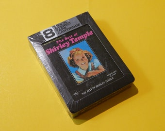 Best of Shirley Temple 8 Track Stereo Take HRB 8 Music Songs