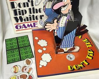 Vintage Game - Tip The Waiter - 1979