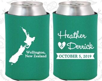 New Zealand Wedding Ideas, Coolies, Destination Favors, New Zealand Gifts, New Zealand Wedding, Wellington Gifts, Travel Gift (185)