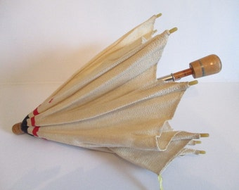 Super french child's parasol dating from around 1910.