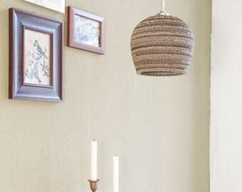Cardboard lampshade, n9, type b