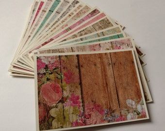 Country Note Cards