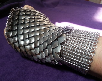 Scalemail Gloves