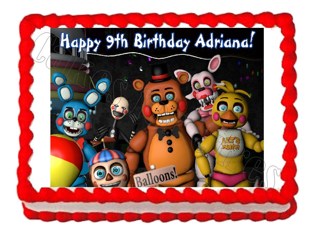 Freddys Cake And Party Shop