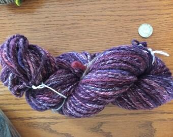 Wool silk blend  75 yds?
