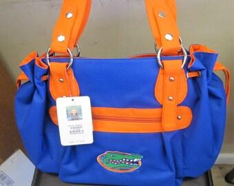 University of Florida Gainesville Fl Handbag Purse