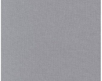 Robert Kaufman KONA Iron 100% Cotton Fabric Color #K001-408