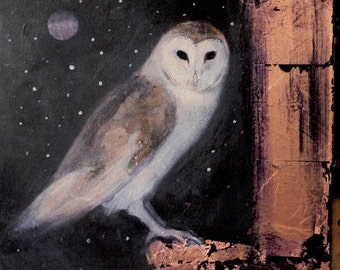 """Limited Edition Giclee print """"Midnights Song"""""""