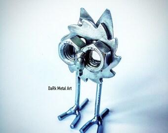 Metal Art Baby Hoot