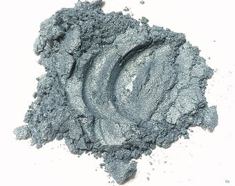 BLUE JEANS Mineral Eye Shadow - Natural Makeup - Gluten Free Vegan Face Color