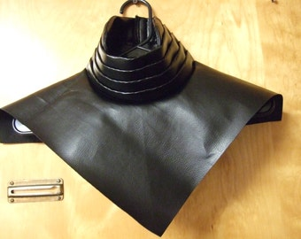 Kylo Ren High Neck Seal with Chin Slot Star Wars Costume*Special Price*
