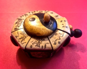 Mysterious Vintage Wooden Object