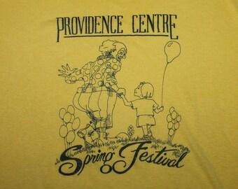 Vintage Providence Center Spring Festival T-Shirt 5050