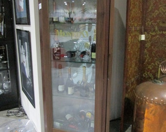 Vintage Refrigerated Wine Cabinet