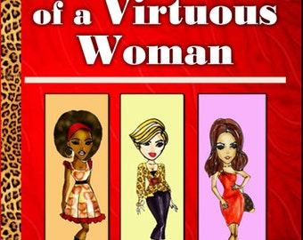 7 Attributes of a Virtuous Woman Book