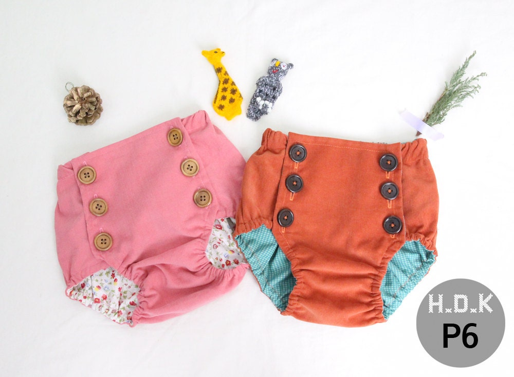 Kid S Sewing Pattern Pdf Retro Baby Toddler Bloomer