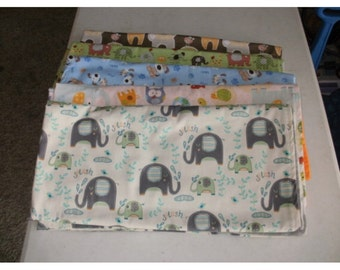 Baby changing pads