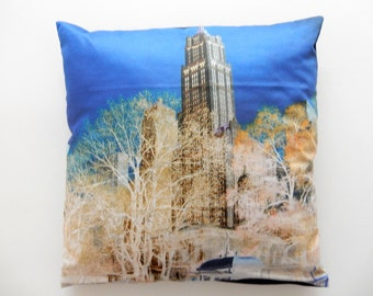 Cushion  New York Art Pilbri Design