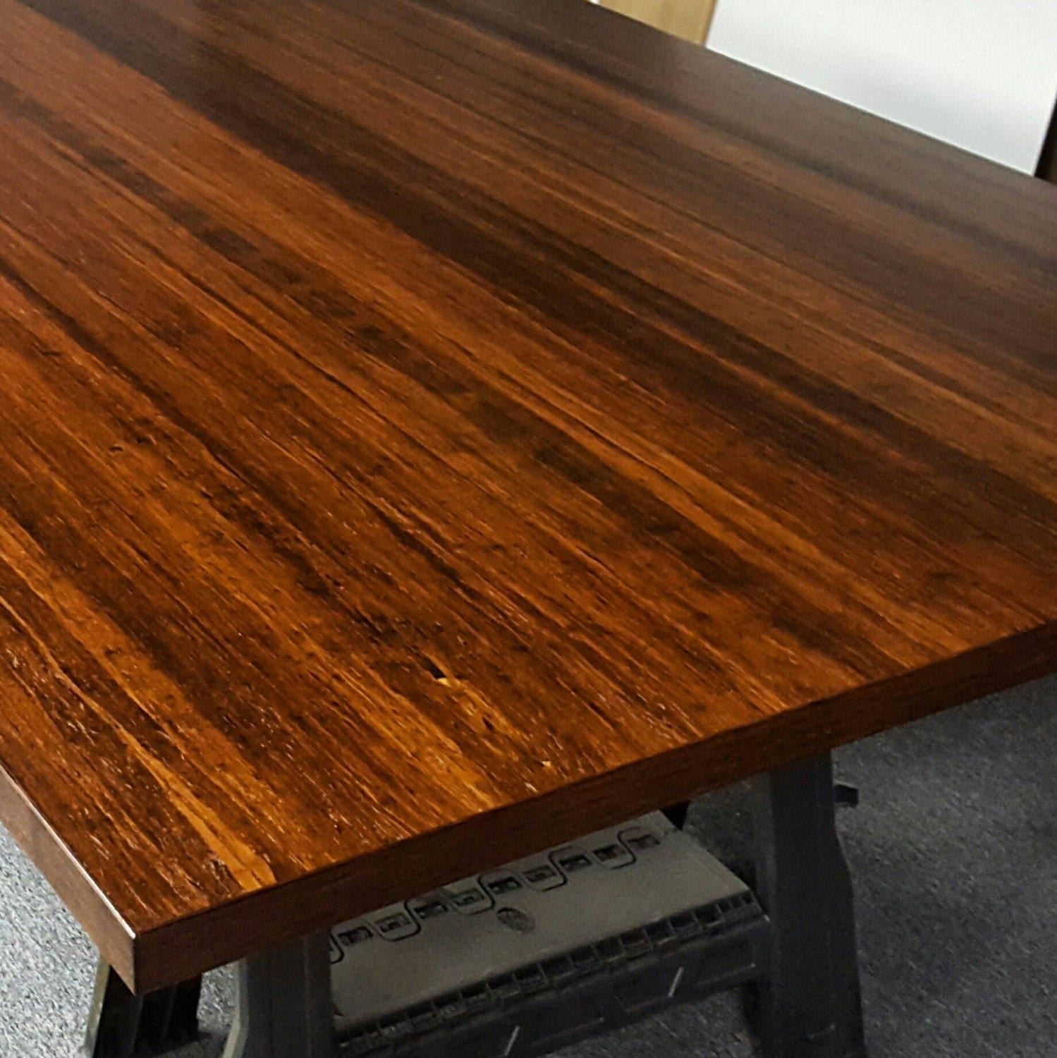 Solid Wood Table Tops With No Finish By Flintalleyfurniture