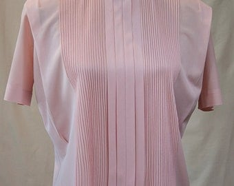 So soft Pink  Luxury Blouse