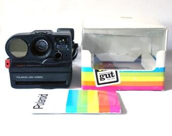 Polaroid 5000 PolaSonic Auto Focus + Original Packaging + Original Instructions book