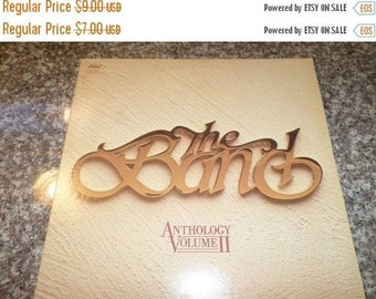 Save 30% Today Vintage 1980 Vinyl LP Record The Band Anthology Volume II Excellent Condition 170