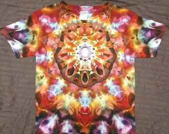 youth xs tie dyed t shirt