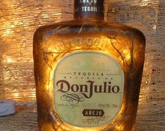 DonJulio Anejo Tequila Luminary