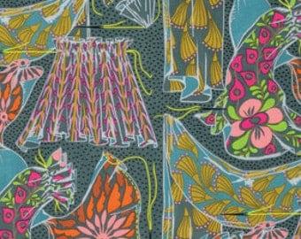 Anna Maria Horner Dressmaker Flint - 1/2yd