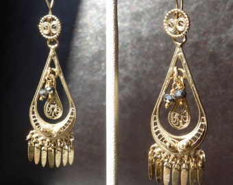GYPSY GOLD VERMEIL Earrings