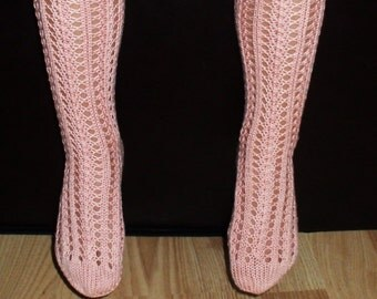 Babies/Children's cotton knee-high Lace Socks/stockings/white/pink/blue/boot socks/legwarmers/socks with lace