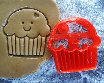 3D Printed Cupcake Cookie Cutter