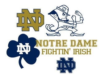 7 images 3 svg files notre dame and george town files