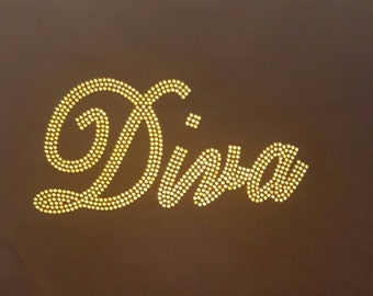 Diva Bling women shirt