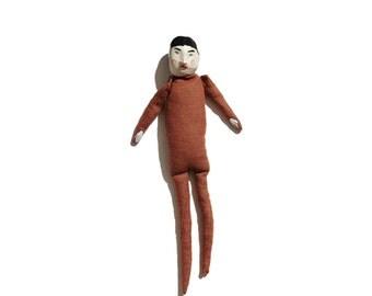 Dana - Handamade Doll