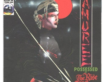 Samuree - Issue's 1 - 9 - 1991 1993 - Newsstand Direct - U-PICK - Priced Each - Continuity Comics