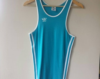 90s Adidas work out tank top