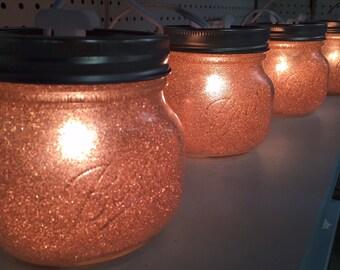 Sparkle Jar Lights