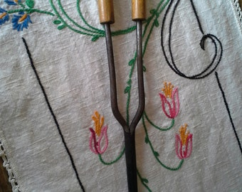 Old Curling Iron