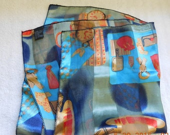 Vintage Made in Korea  Hats and Bags Scarf