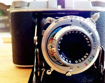 1950s Ansco 90mm Camera