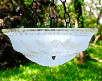 Items Similar To Hanging Bird Feeder Forest Face Green
