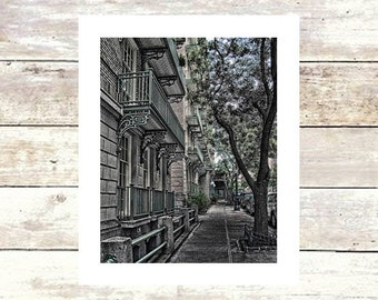 THE CHEROKEE -New York Photography - Yorkville -  Fine Art Photograph -  Upper East Side NYC  - limited edition print
